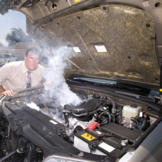 What we need to know about the engine overheating