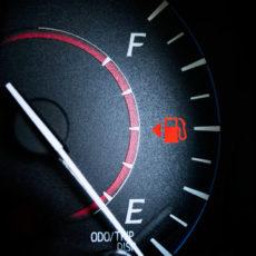 Fuel policies of car rental companies