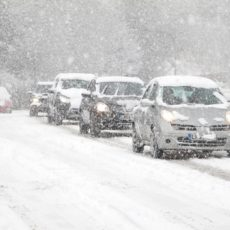 How to drive in snow?