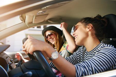 singing while driving