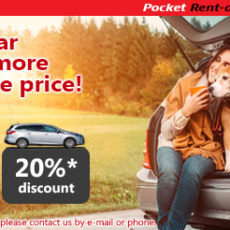 Autumn & Estate car rental sale (2017)
