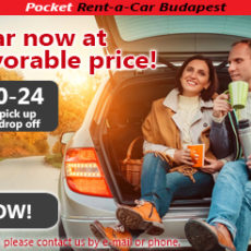 Autumn car rental sale (2018)